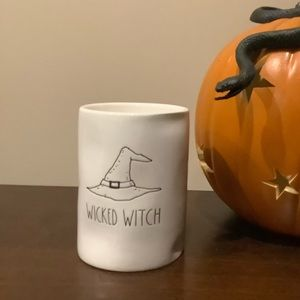 Rae Dunn & DW Home WICKED WITCH Halloween Candle